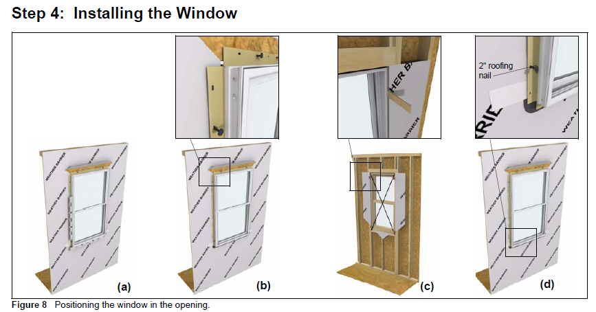 House Window Installation