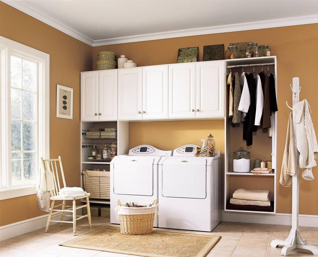 Laundry Room Style Decisions - DIYdiva